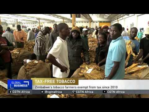 Zimbabwe Reverses 10% Tax On Tobacco Farmers