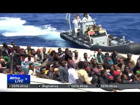 EU To Train & Equip Libyan Coast Guards To Help Limit Migrant Flow
