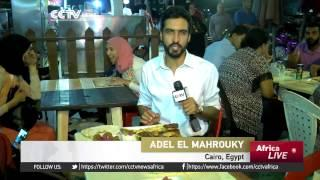 Mall In Cairo Showcases Syrian Culture