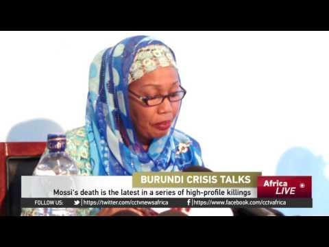 Burundi's Former Government Minister Hafsa Mossi Shot Dead
