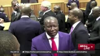 Julius Malema Cleared Off Corruption Charges