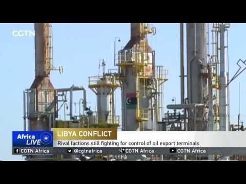 Rival Factions Still Fighting For Control Of Libya's Oil Export Terminals