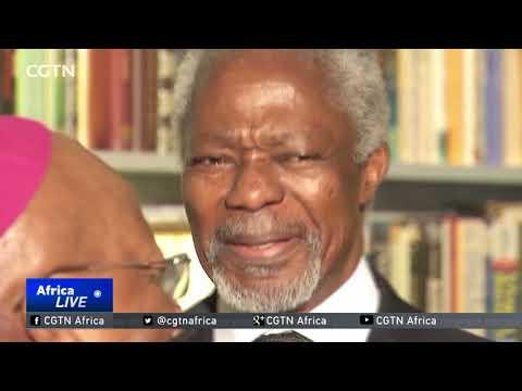 Grief Strikes Ghana Following Kofi Annan's Demise