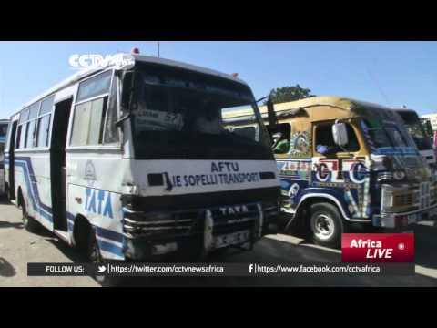 Senegal's Revamping Of Public Transport Vehicles Reaches 3rd Phase