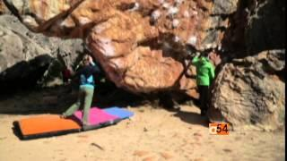 Rock Climbing in Cape Town