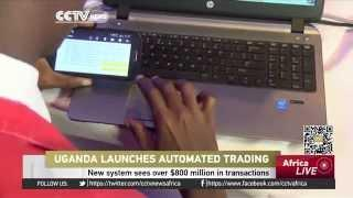 Uganda Launches Automated Trading