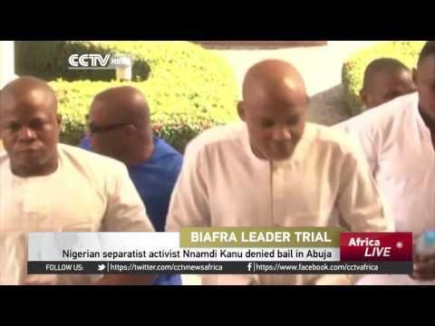 Nigerian Separatist Activist Denied Bail In Abuja