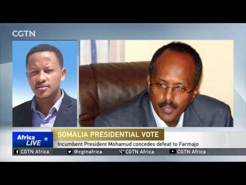 Somalia's Former PM Farmajo Looks To Have Won The Presidency