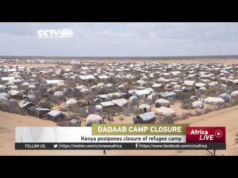 Kenya Postpones Closure Of Dadaab Refugee Camp