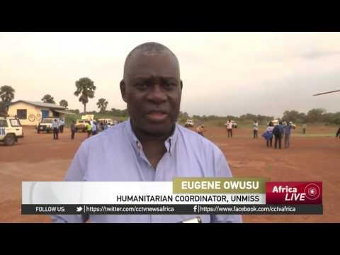 United Nations Team Calls For Reconciliation In South Sudan After Visit To Yei State