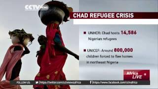Thousands Fleeing Boko Haram Face Dire Conditions In Chad