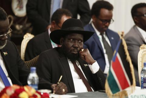 South Sudan Fighting After Peace Deal Fails