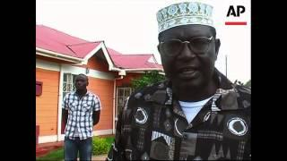 Barack Obama's Half-brother Malik Runs For Governor In Kenya