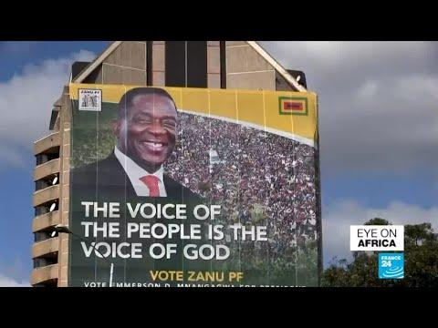 Zimbabwe's Opposition Wary Of Fraud Ahead Of Landmark Vote