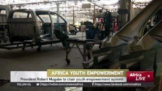 President Robert Mugabe To Chair Youth Empowerment Summit