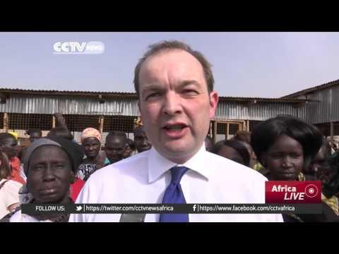 UK Exerting Pressure On S.outh Sudan To Implement A Peace Agreement