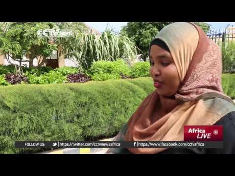 Meet Zamzam Dahir Mohamud, Somalia's First Woman Senator