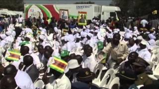 Mugabe: Zanu PF Says Heroes Acre Only For Party Supporters