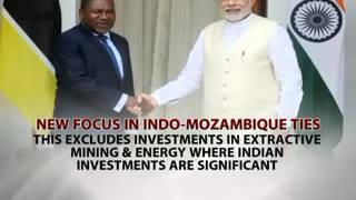 India-Mozambique Ties: Scaling New Heights