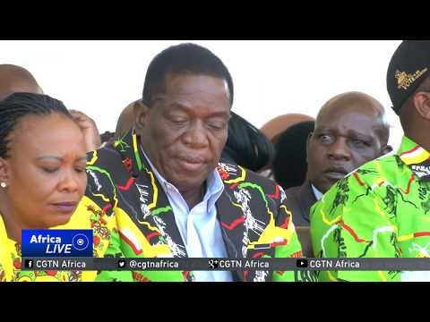 President Mugabe Given 24 Hour Ultimatum To Step Down