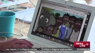 Tanzanian Cartoons Animate Children's Maths Lessons
