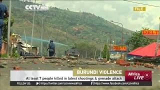 At Least 7 People Killed In Shootings & Grenade Attack