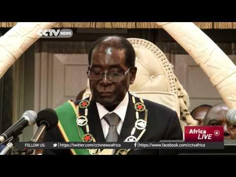 Zimbabwe's Mugabe Says Govt Remains Committed To Eradicating Poverty