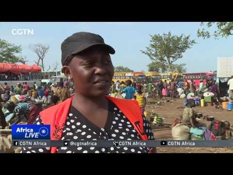 Influx Of Refugees In Uganda Raises Concerns Over Escalating Crisis