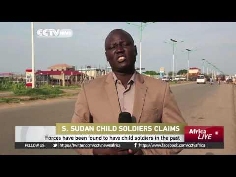 South Sudan Factions Deny Claims Of Recruiting Child Soldiers