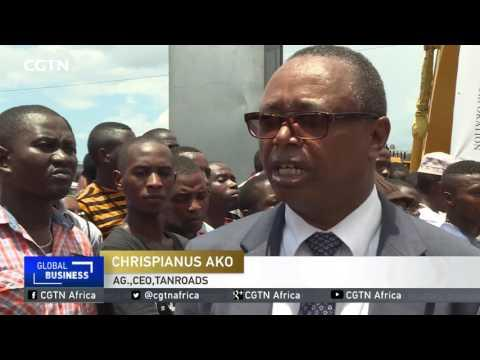 World Bank President Launches Flyover Project In Tanzania