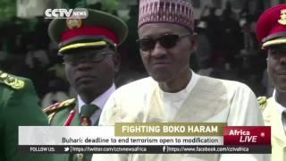 Buhari: Deadline To End Terrorism Open To Modification