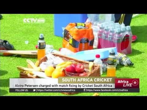 Former Test Player Petersen Charged With Match Fixing By Cricket South Africa