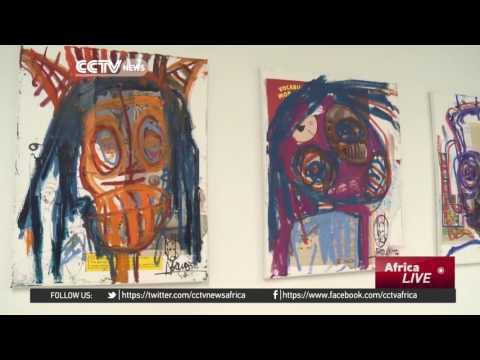 Ivorian Artist Aboudia Takes Over New York Art Exhibition
