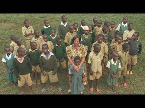 Faces Of Africa -  1000 Orphans And A Mother (promo)