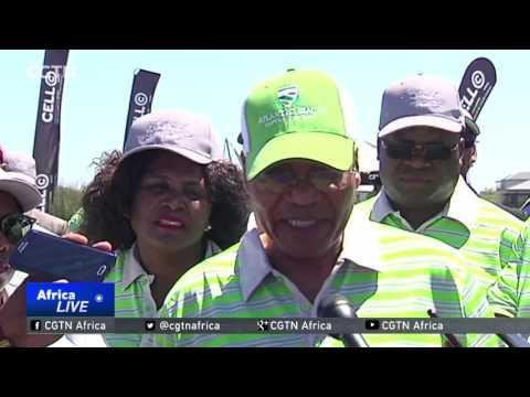 South Africa's Zuma Raising Funds For The Needy