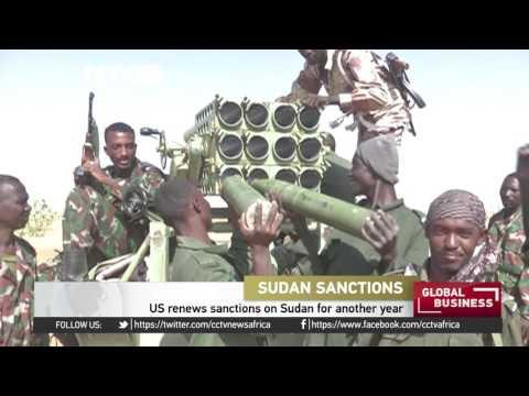 US Renews Sanctions On Sudan For Another Year