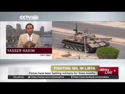 Libyan Forces Claim Capture Of District In Sirte From ISIL