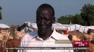 S.Sudan Vaccinates Livestock To Ensure Food Security