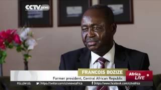 Francois Bozize Is Back In The Spotlight