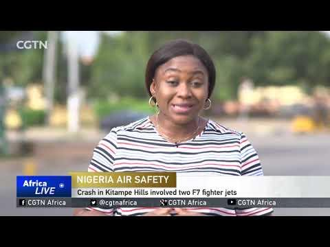Nigeria Military Plane Crash