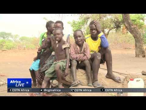 Compassionate Woman Offers Care To Fellow Refugees In Uganda
