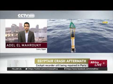 EgyptAir Black Box Confirms Smoke On Board Before Crash