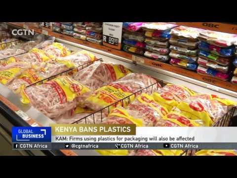 Kenyan Government Bans Use Of Plastic Bags