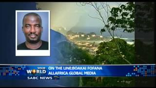 Liberians Mark 168 Years Of Independence: Boakai Fofana