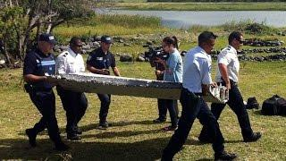 Flight MH370 Wreckage Discovered Off Coast Of Africa