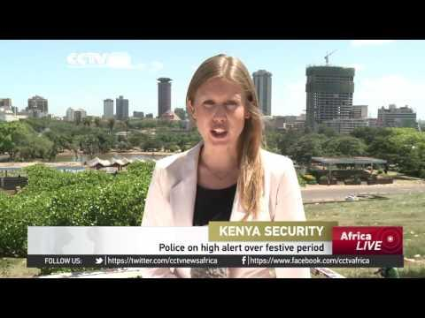 Kenya Police Urging Public To Remain Vigilant During Festive Period