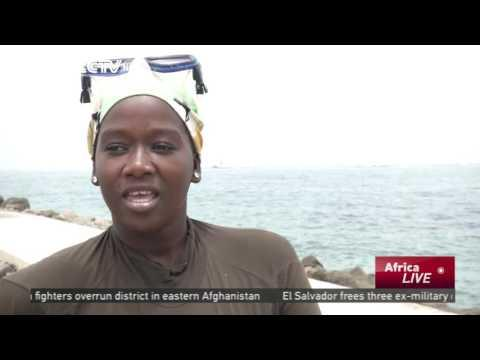 Senegalese Women Embrace Urchins Fishing