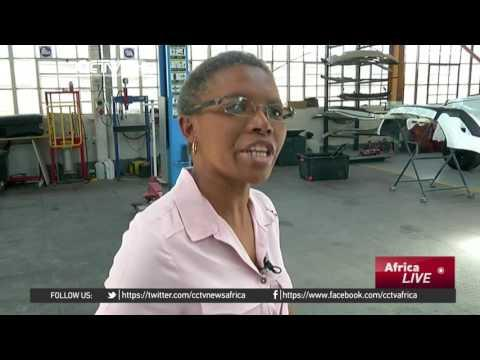South African Female Mechanic Thriving In Auto Industry