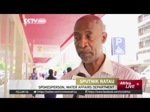 South African Residents Could Face Water Restrictions
