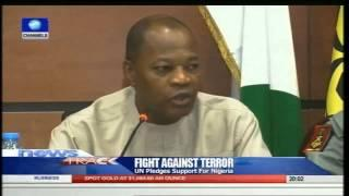 UN Pledges Support For Nigeria Against Insurgency